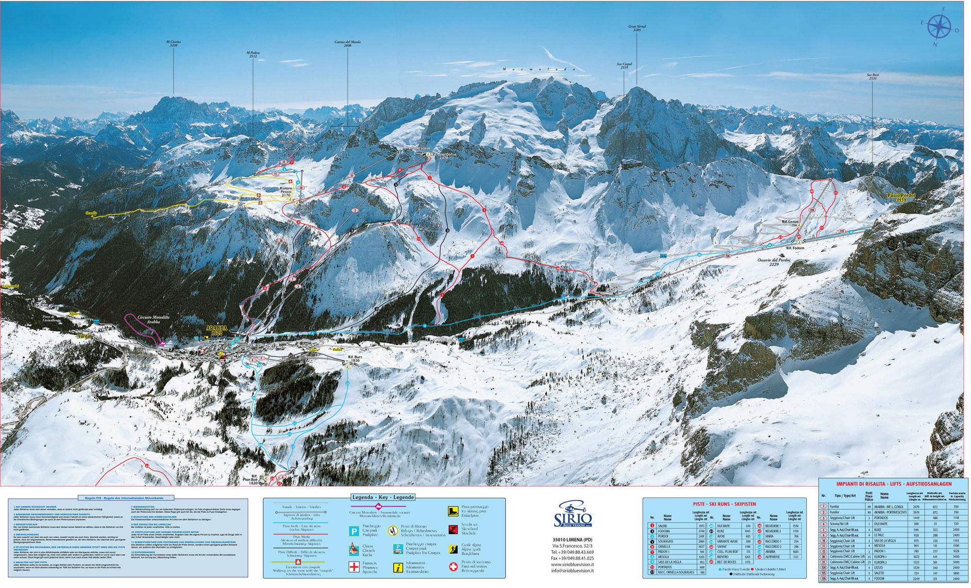 ARABBA PISTE MAP PDF FREE DOWNLOAD (bonus: atapi cd rw ...