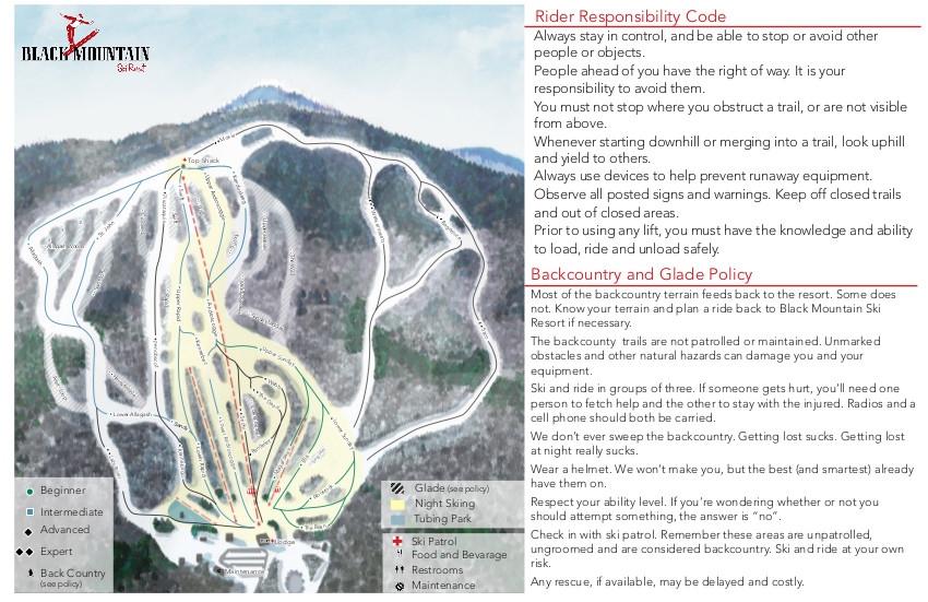 Black Mountain, Maine Ski Trail Map Free Download on maine united states map, discovery ski resort trail map, maine atv trail map, maine county map with towns,