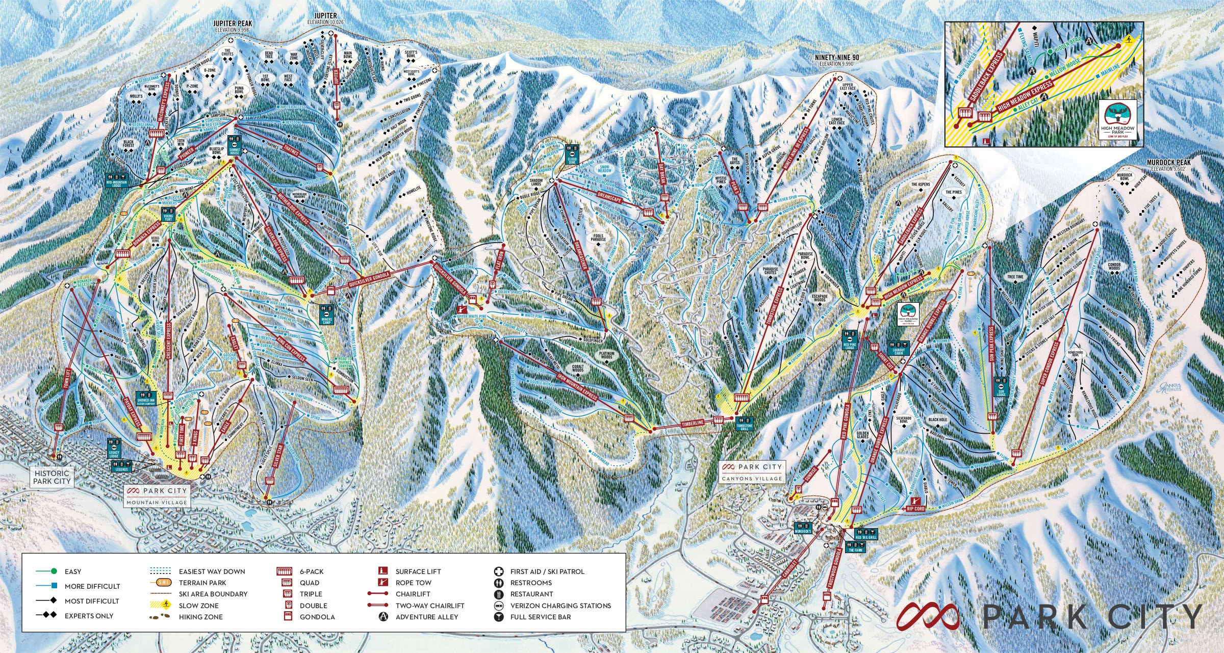 Grand Massif Piste Map Pdf