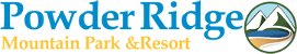 Powder Ridge Ski Resort Logo